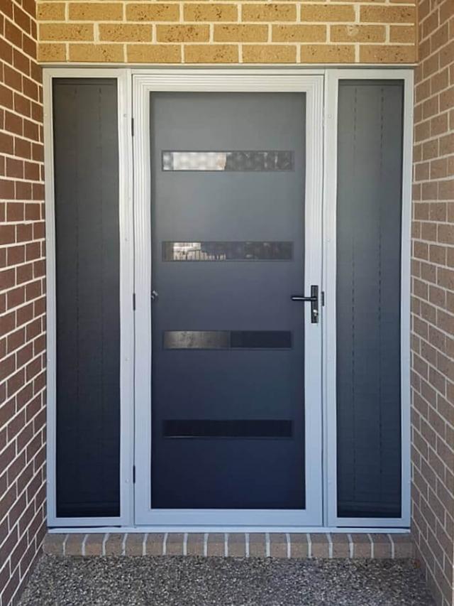 Steel Security Door Melbourne Steel Doors Melbourne