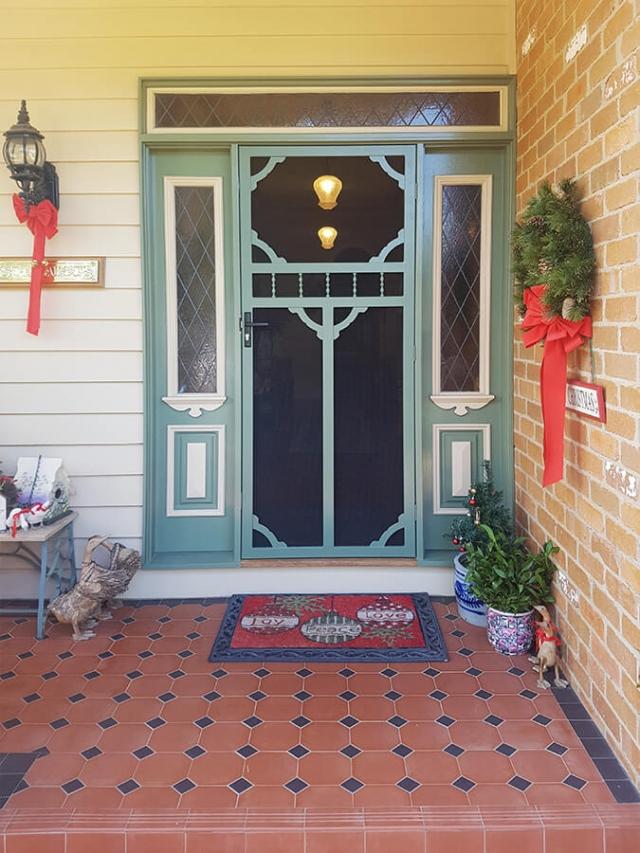 Heritage Security Doors Melbourne | Heritage Period Style ...
